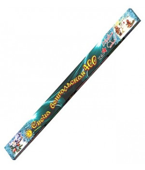 Свеча бенгальская 400 прямоугольная
